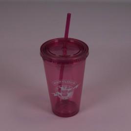16 oz. Ice Pink Tumbler