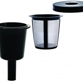 Reusable Single Serve Filter