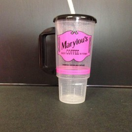 24 oz. Sparkle Ice Travel Mug