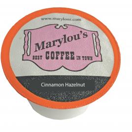 "Cinnamon Hazelnut ""M-Cups"""