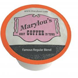 "Famous Regular Blend ""M-Cups"""