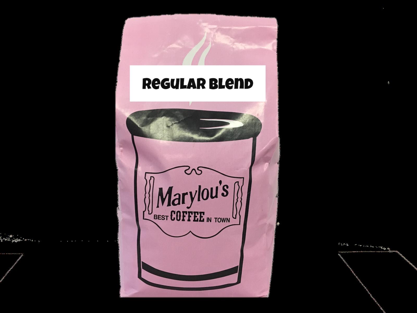 Famous Regular Blend