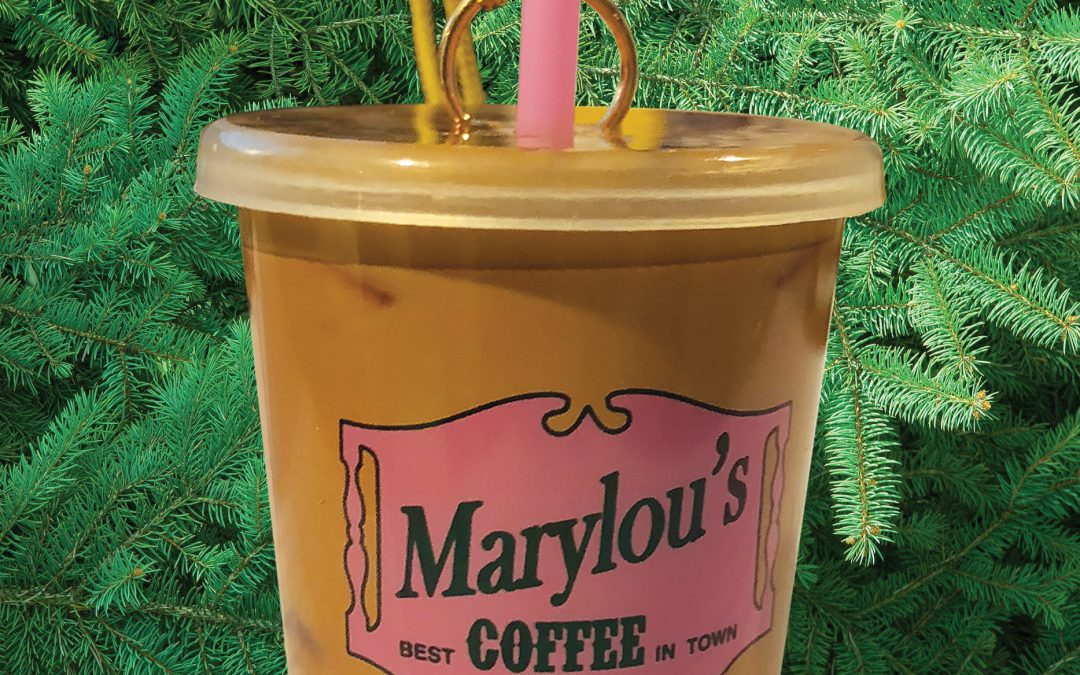 2018 Marylou's Ornament